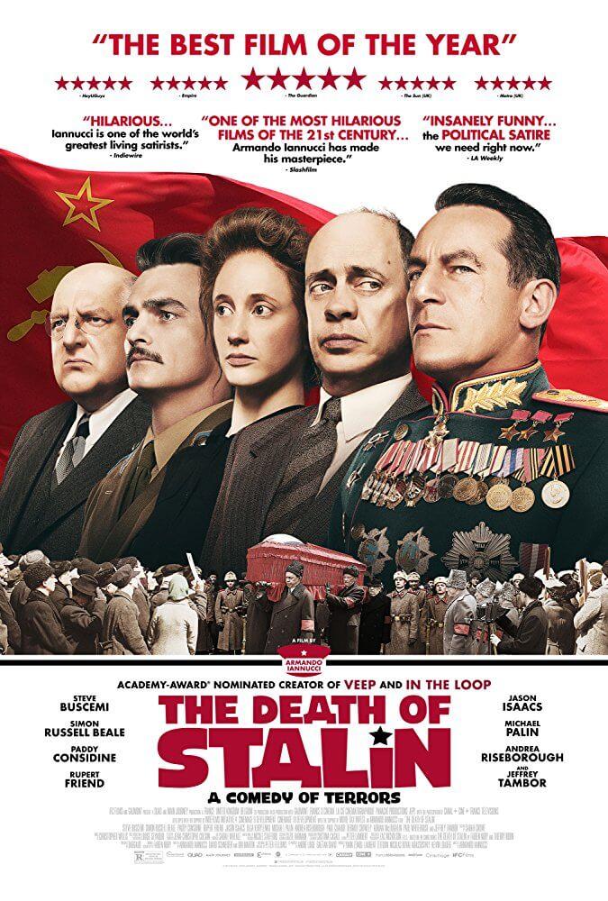 Locandina Morto Stalin Se Ne Fa un Altro