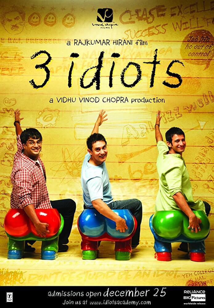 3 Idiots (2009) (SubITA)