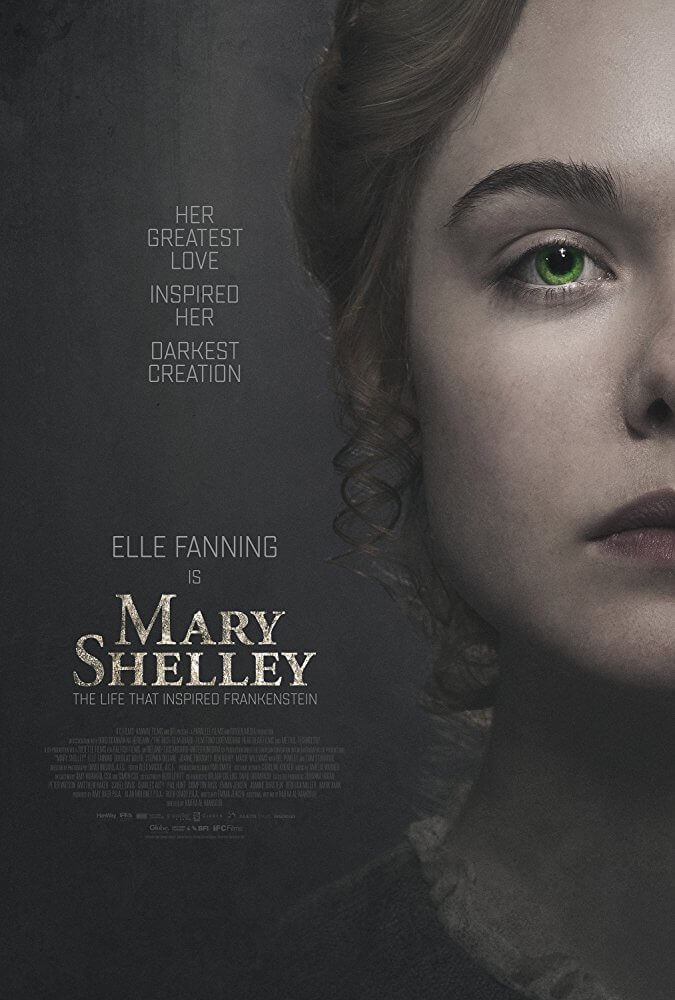 Locandina Mary Shelley: Un Amore Immortale