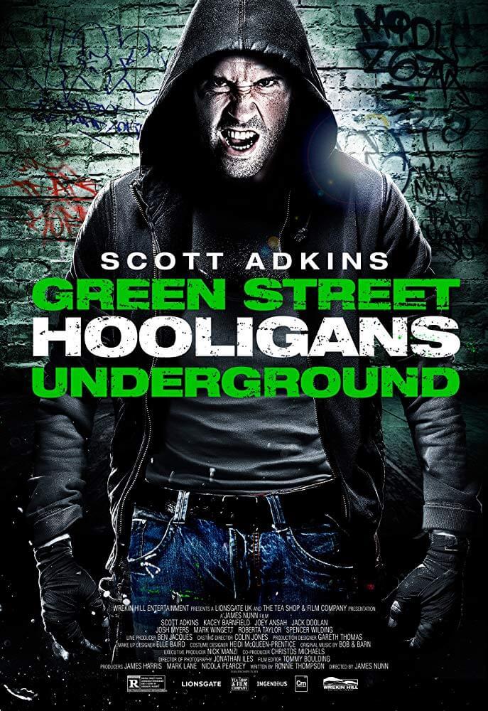 Green Street 3: Hooligans Sotto Copertura (2013)
