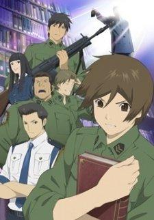 Locandina Toshokan Sensou – Le Ali della Rivoluzione