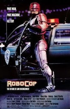 Locandina Robocop  Streaming
