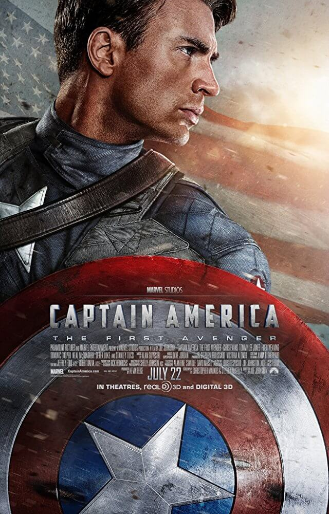 Captain America: Il Primo Vendicatore (2011)
