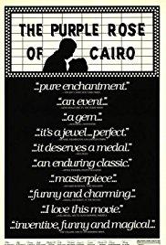La rosa purpurea del Cairo (1985)