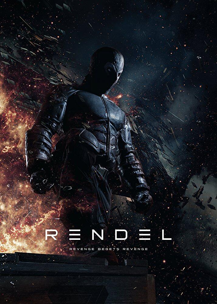 Rendel: Il Vigilante (2017)