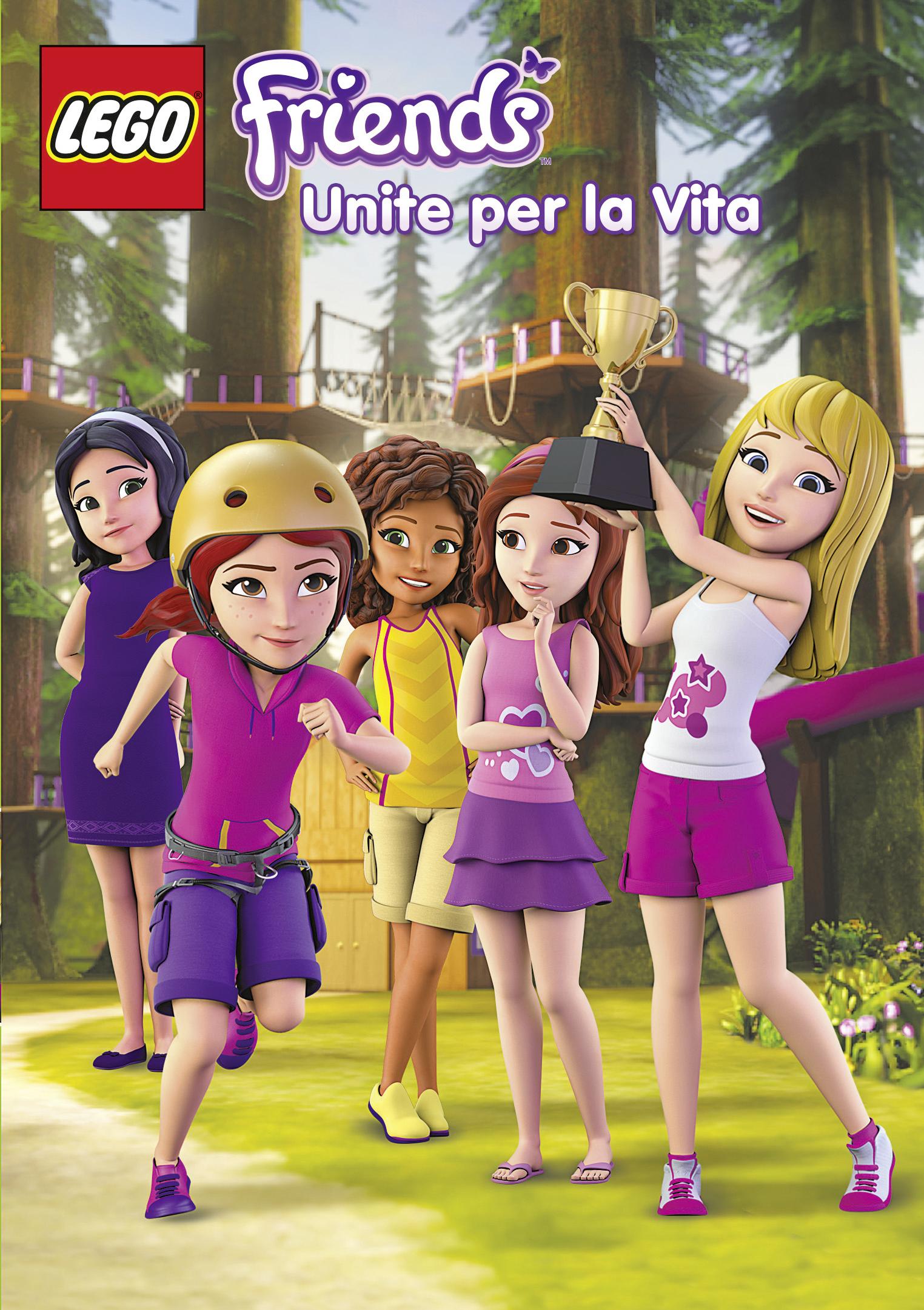 Lego Friends: Unite Per la Vita (2016-)