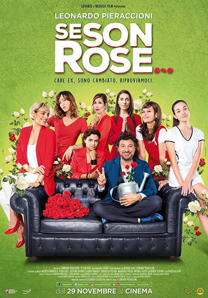 Locandina Se Son Rose