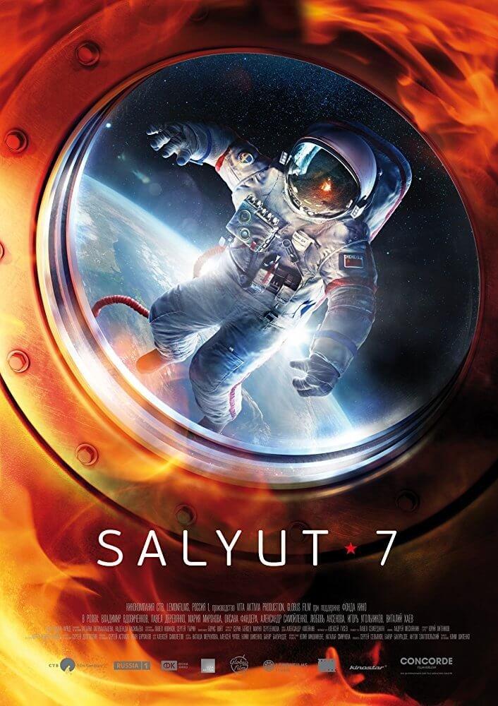 Locandina Salyut-7