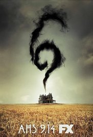Locandina American horror story  Streaming Serie TV