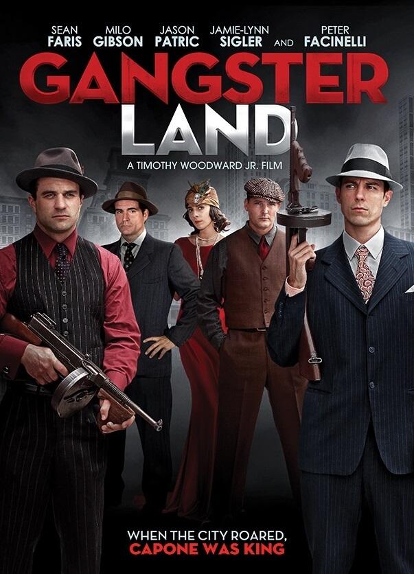 Locandina Gangster Land
