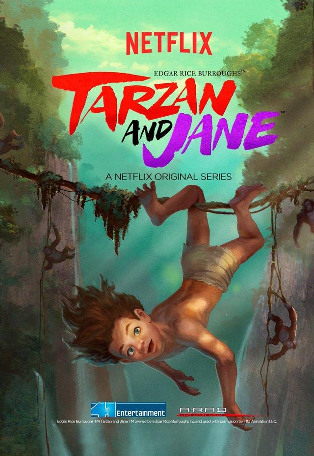 Tarzan e Jane (2017-)