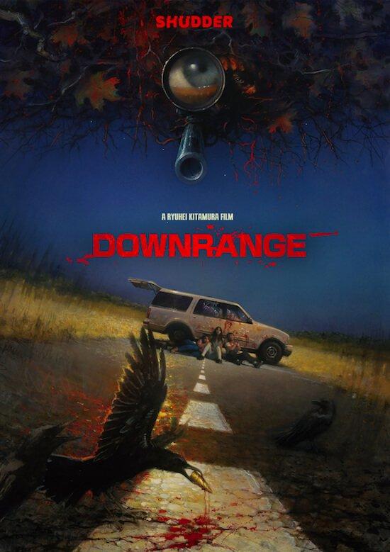 Downrange (2017) (SubITA)
