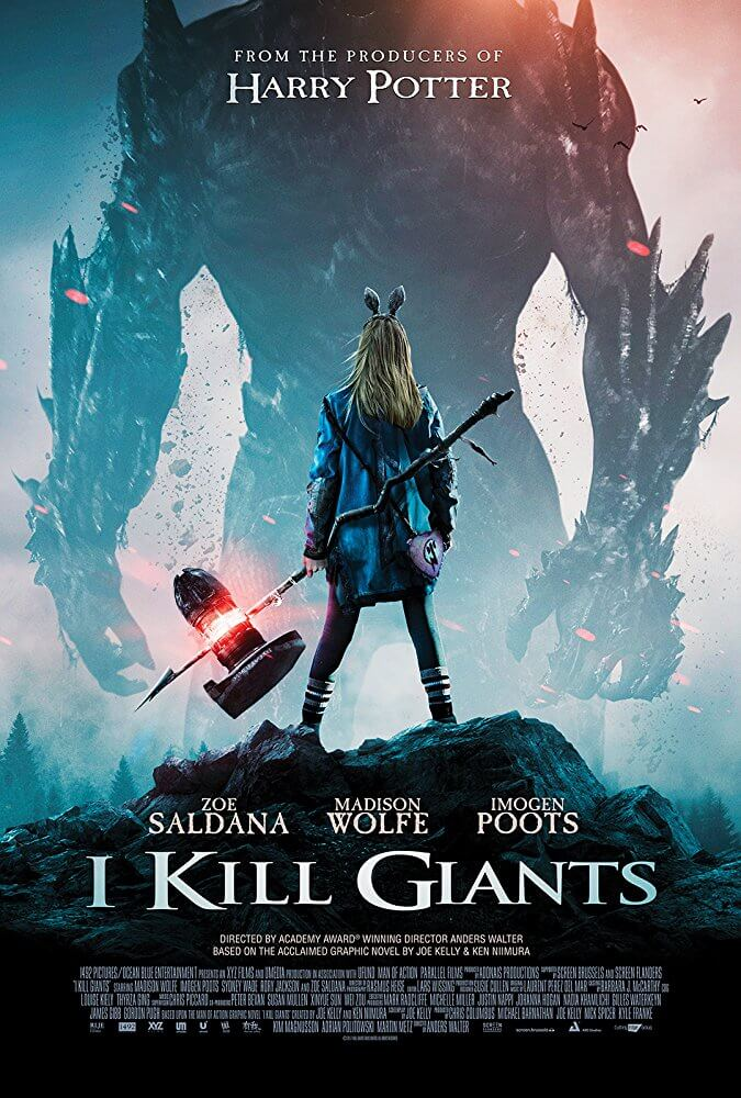 Locandina I Kill Giants