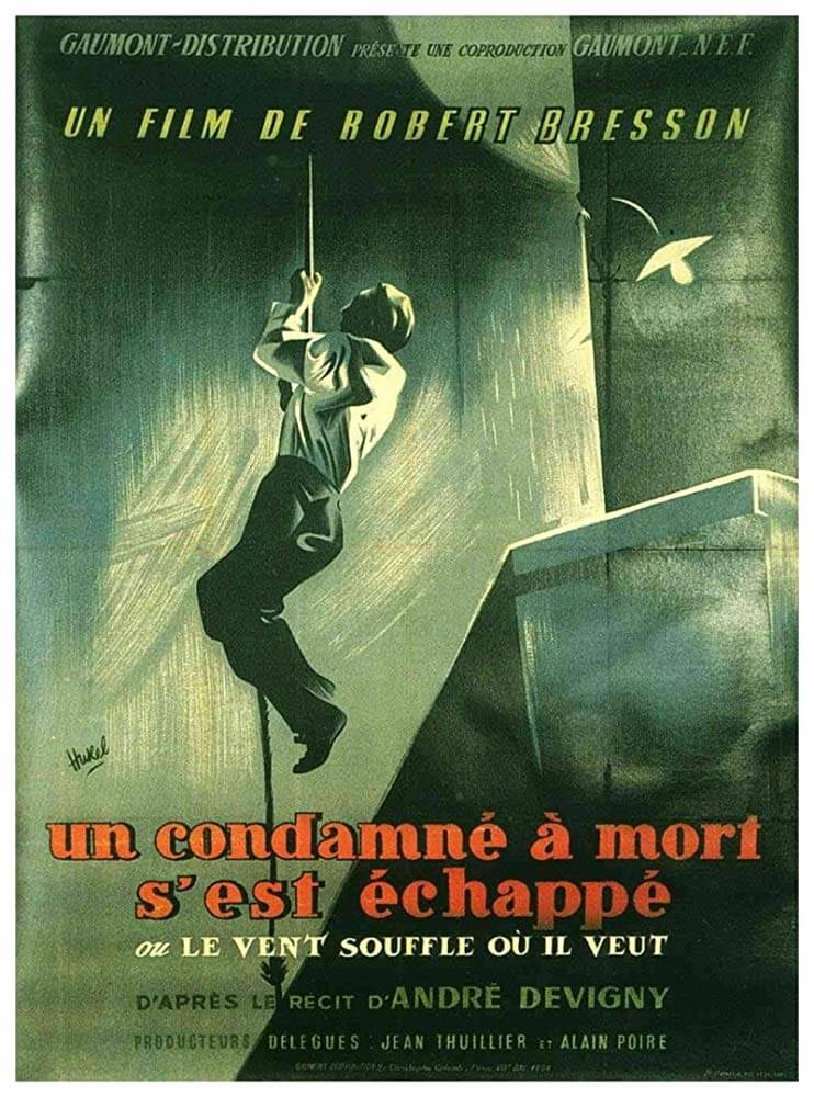 Un condannato a morte è fuggito (1956)