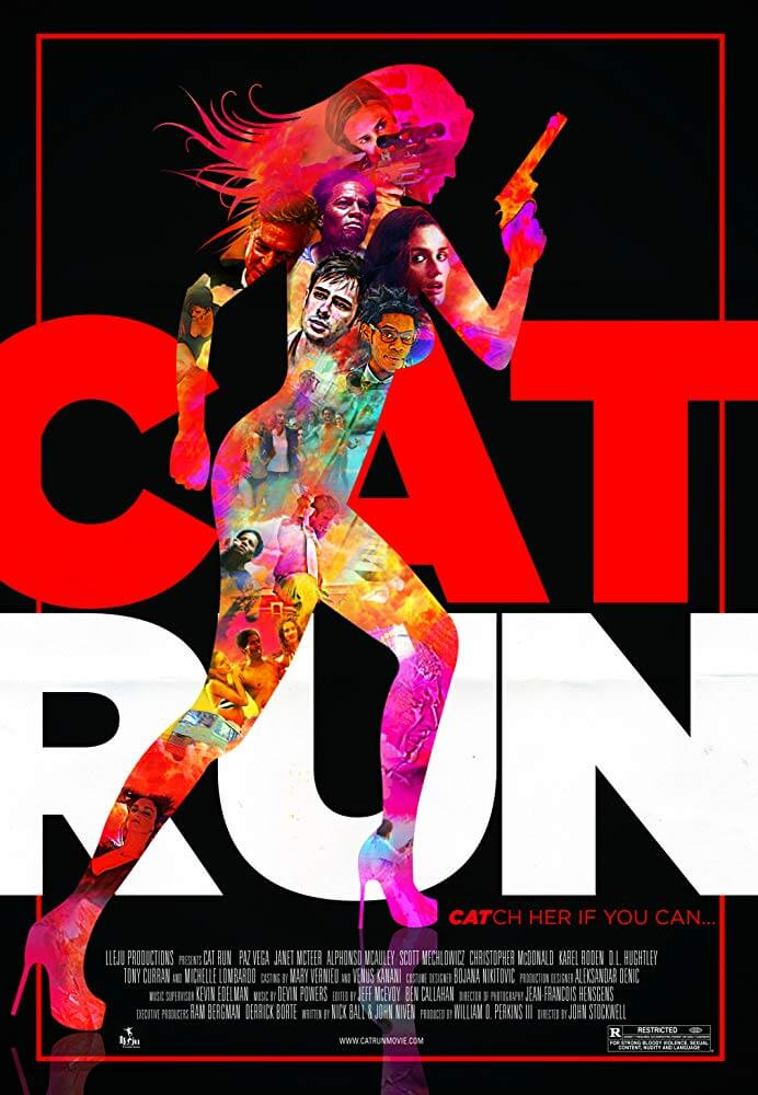 Locandina Cat Run