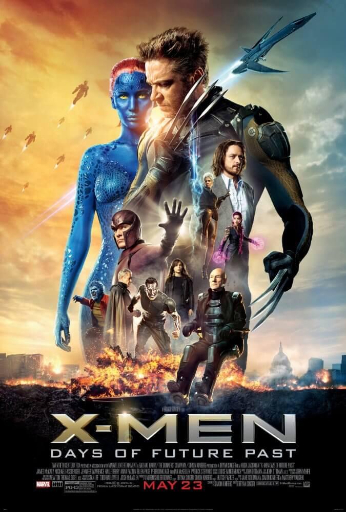 Locandina X-Men: Giorni di un Futuro Passato