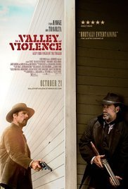 Locandina In a Valley of Violence