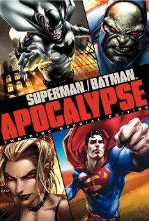 Locandina Superman/Batman: Apocalypse  Streaming