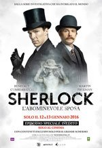 Locandina Sherlock: L'abominevole sposa  Streaming