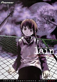 Locandina Serial Experiments Lain  Streaming