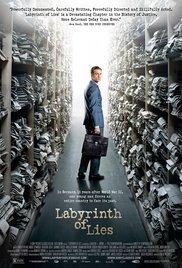Locandina Il labirinto del silenzio  Streaming