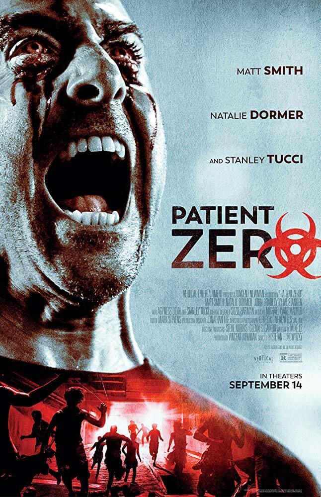 Locandina Patient Zero