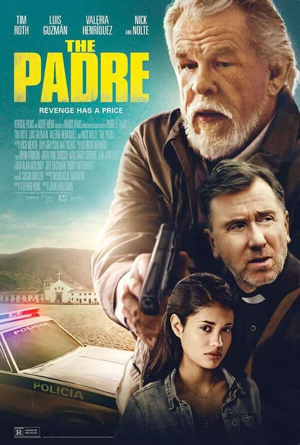 Locandina The Padre