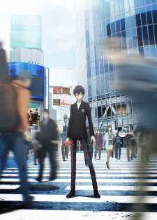 Locandina Persona 5 the Animation