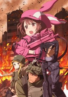 Locandina Sword Art Online Alternative: Gun Gale Online