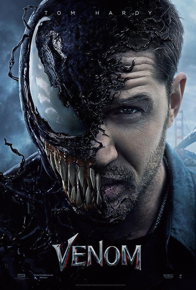 Locandina Venom