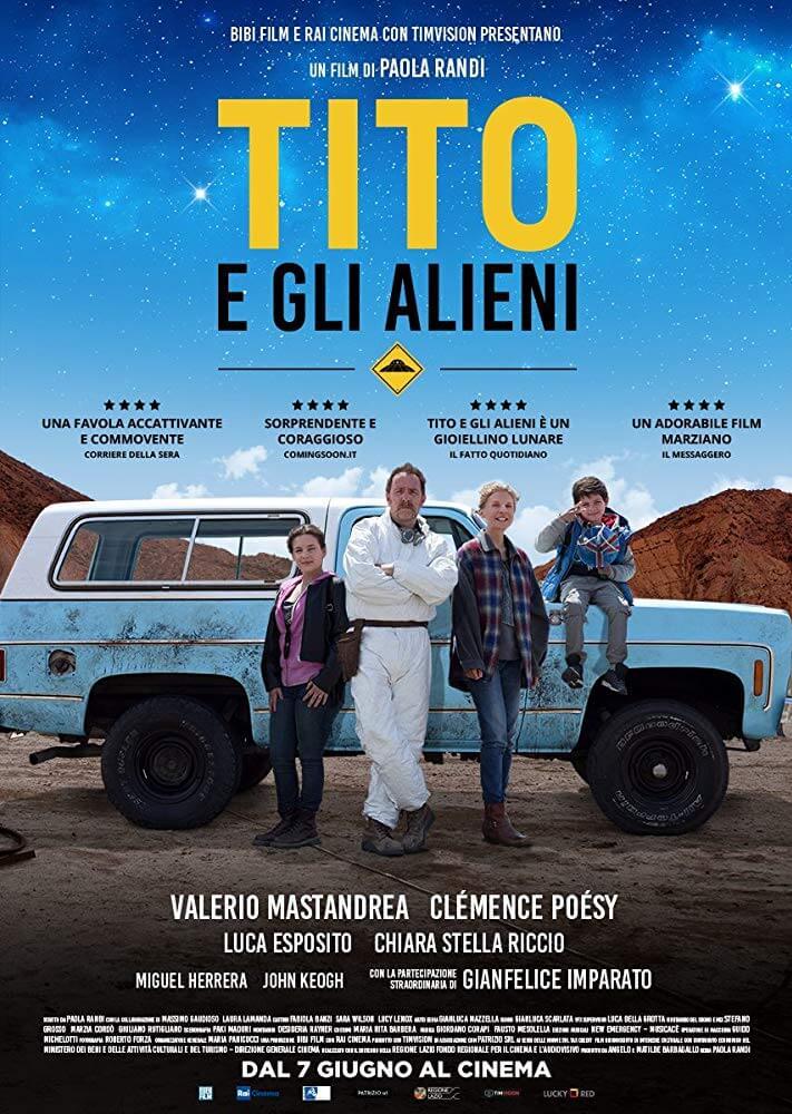 Locandina Tito e Gli Alieni