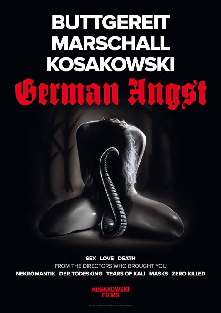 Locandina German Angst